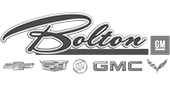 Bolton GM logo in gray